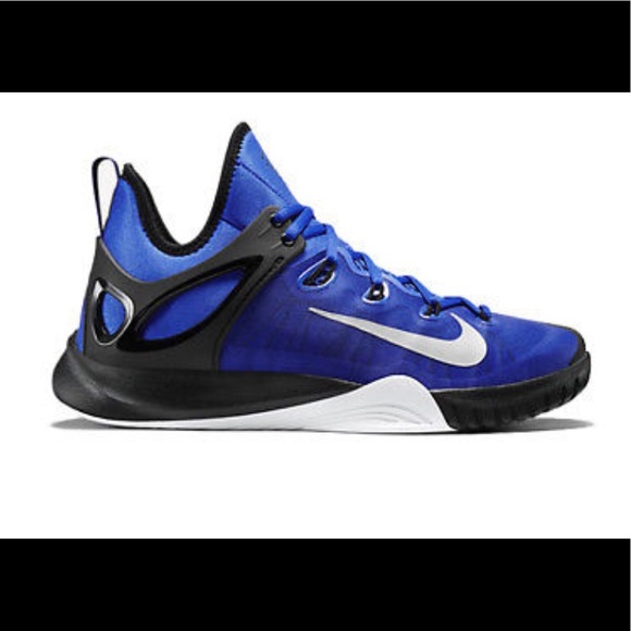 new arrival ef5ec 8f2d8 🧢Nike Zoom Hyperrev Basketball Sneaker Blue Black.  M 5b9d3e1c25457ad75ac9a684